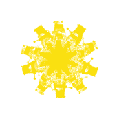 DalekDaisy Yellow