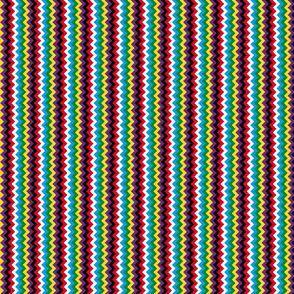 Faith Colors - Chevrons Vertical