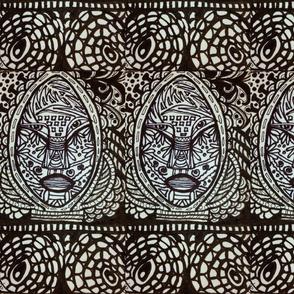 Tribal Mask-ed
