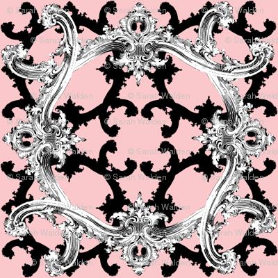 The Rococo Swag ~ Sophia