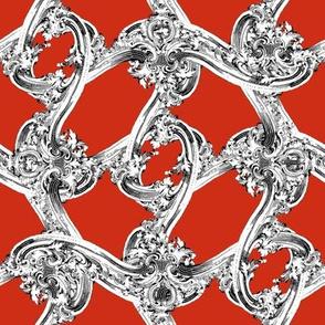The Rococo Swag ~ Poppy