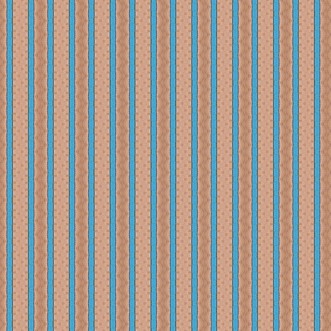 Dreamwood Partystripe fabric by siya on Spoonflower - custom fabric
