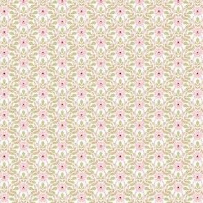 Briar Rose - pale pink and green