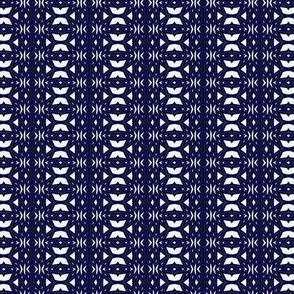 Geometric 1257 retrodark r1 grey electric blue r0007 white