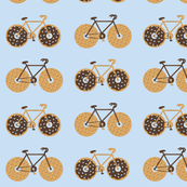 Donut and Waffle Bikes