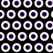 BlueEyeballFabric