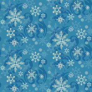 Cerulean_Snowflakes