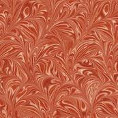 Metallic-Orange-Swirl