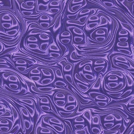Metallic-Purple-Stone fabric by modernmarbling on Spoonflower - custom fabric
