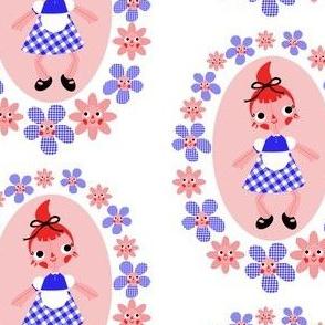 Doll Print