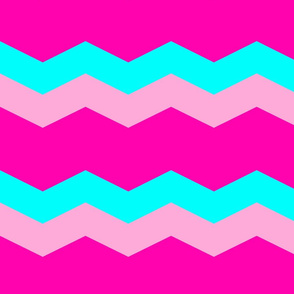 Sugar Rush Chevron
