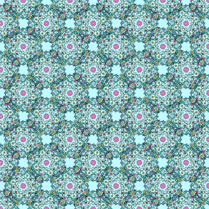 Persian Tile ~ Spring Break ~ Vine