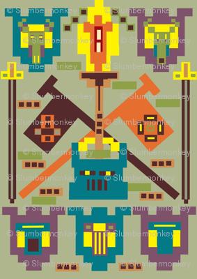 Krazy Krazy Knights