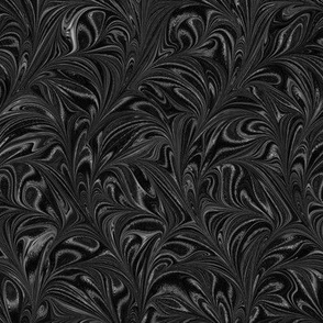 Metallic-Black-Swirl