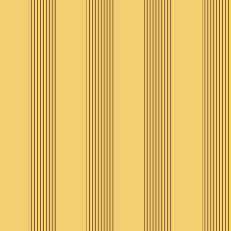 serene stripes (wheat) fabric by weavingmajor on Spoonflower - custom fabric