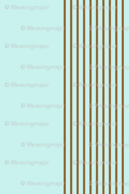 serene stripes (antique blue)