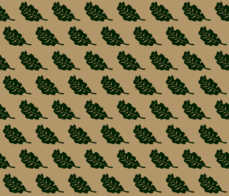 south beach leaf fabric by paragonstudios on Spoonflower - custom fabric