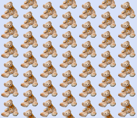 Bear9 fabric by koalalady on Spoonflower - custom fabric