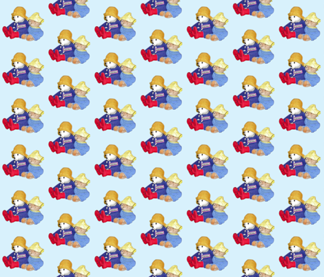 Bear6 fabric by koalalady on Spoonflower - custom fabric