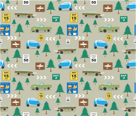 Which Exit fabric by forgotten_fortune on Spoonflower - custom fabric