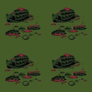 Watermelon Grenade
