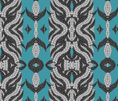 African braids fabric by kociara on Spoonflower - custom fabric