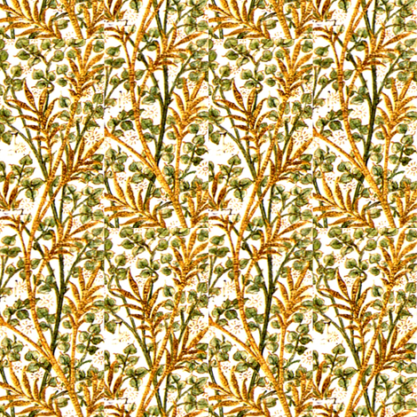 Khayyam's Bough fabric by amyvail on Spoonflower - custom fabric