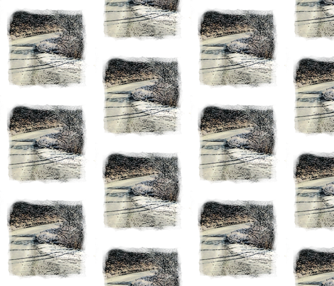 Frosty_road fabric by khowardquilts on Spoonflower - custom fabric