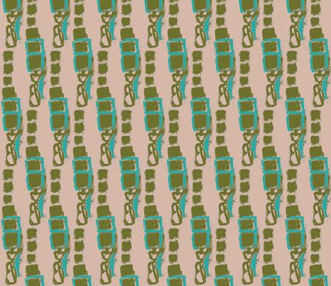 Dredhur pishe fabric by albanianflower on Spoonflower - custom fabric