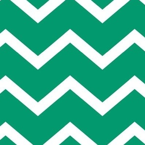 jamestown chevron emerald