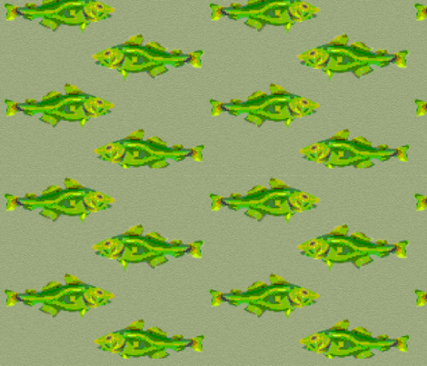 COD Modern Walkware fabric by van_winkle on Spoonflower - custom fabric