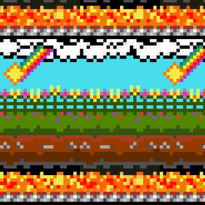 Level 8 ~ 8 Layers in 8-Bit