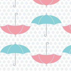 Beautiful Brollies - Pastel