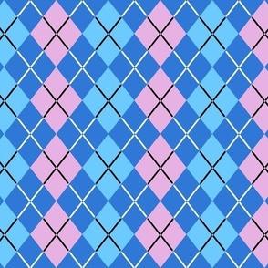 Stitch Argyle