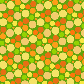 citrus_dots_lemon_recolored_green_background