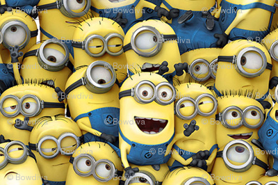 Minions funtime