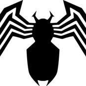 Venom Logo White