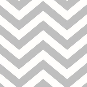 CALIFORNIA CHEVRON GREY