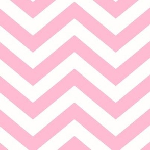 CALIFORNIA CHEVRON PINK