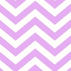 CALIFORNIA CHEVRON LILAC