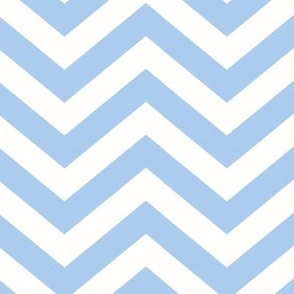 CALIFORNIA CHEVRON BLUE