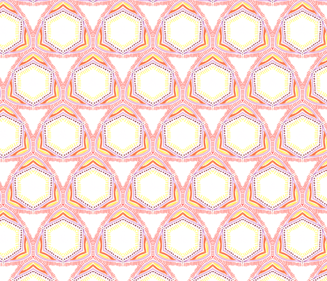 Tribal_Doodle4 fabric by artfully_minded on Spoonflower - custom fabric