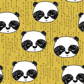 Panda - Custom Size - Andrea Lauren