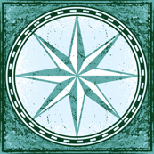 sea map star