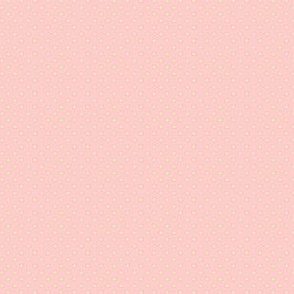 Dottie pink with cream