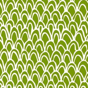 Horozintal Green Scale
