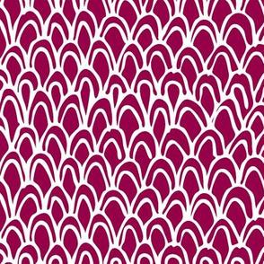 Horizontal Raspberry Scale