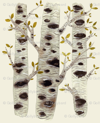 birch tree snatural