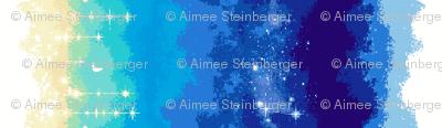 8bit Neo Serenity Starry Sky
