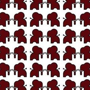 Crimson Elephant